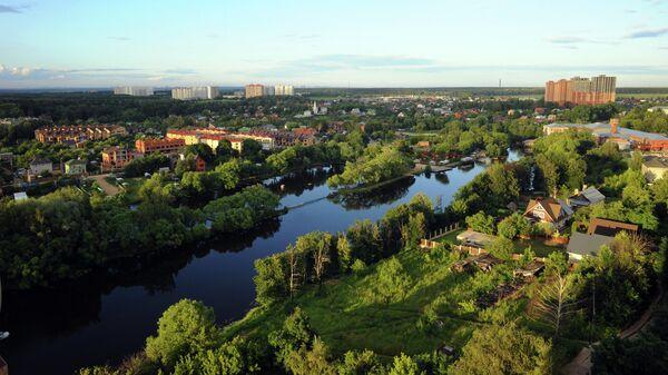 Вид на реку Десна