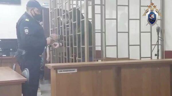 В Нижегородской области обвиняемый в убийстве несовершеннолетней девушки в Сосновском районе заключен под стражу