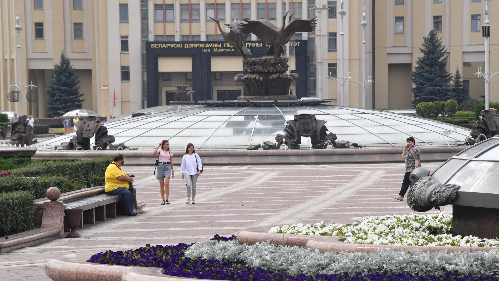Мининформ Белоруссии объяснил ограничение доступа к сайту kp.by угрожающей публикацией