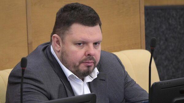 Депутат Государственной Думы Евгений Марченко