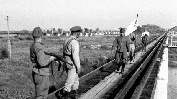 Капитуляция Квантунской армии, Маньчжурия