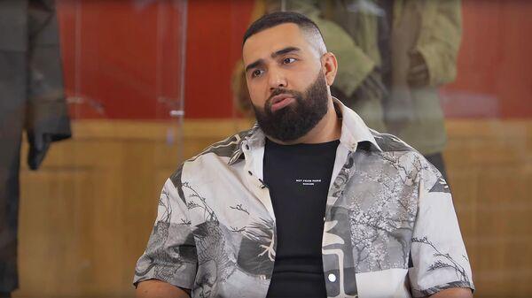 Интервью Jah Khalib каналу FAMETIME TV