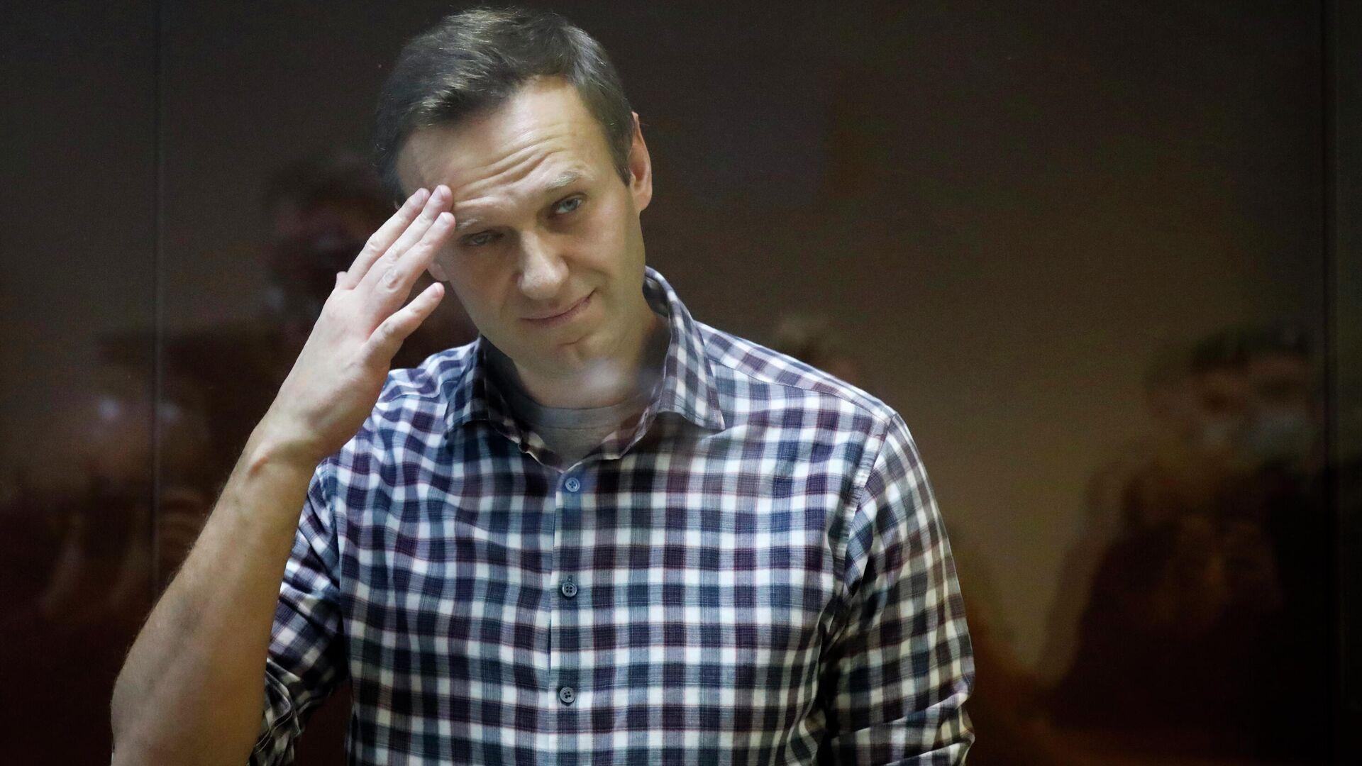 Блогер Алексей Навальный - РИА Новости, 1920, 28.09.2021