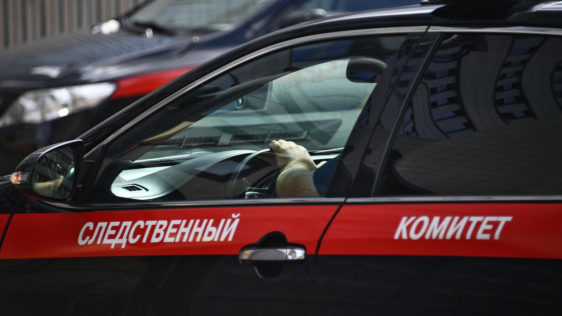 Автомобиль Следственного комитета РФ - РИА Новости, 1920, 15.09.2021
