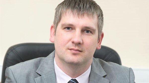 Заместитель главы Минстроя РФ Сергей Музыченко