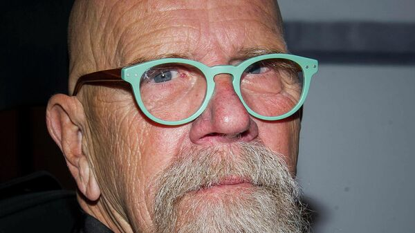 Американский художник, представитель фотореализма Чак Клоуз