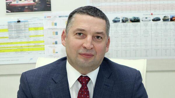 Гендиректор ООО Военно-промышленная компания Александр Красовицкий