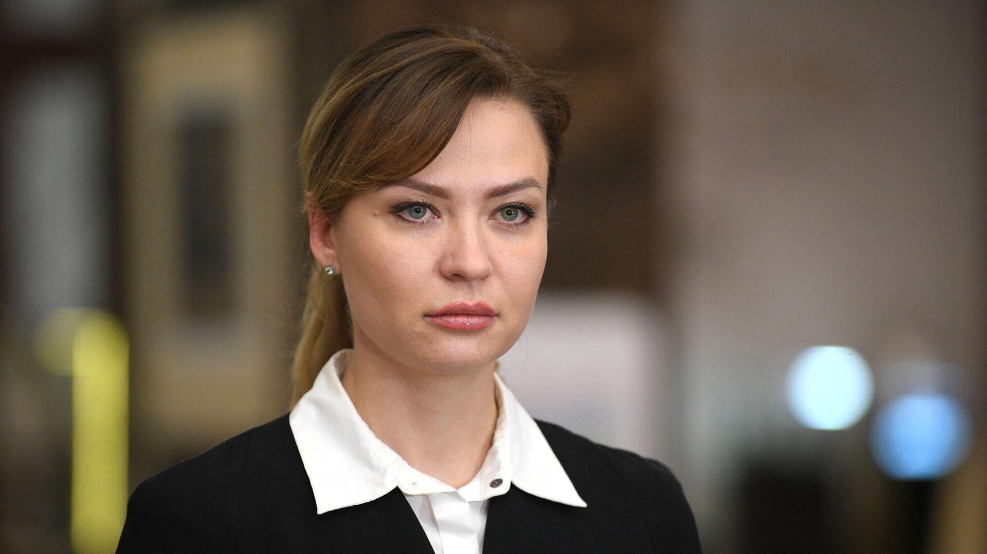 Полномочный представитель ДНР Наталья Никонорова - РИА Новости, 1920, 29.09.2021