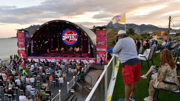 Фестиваль Koktebel Jazz Party-2021