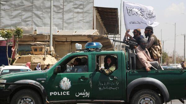 Боевики движения Талибан*