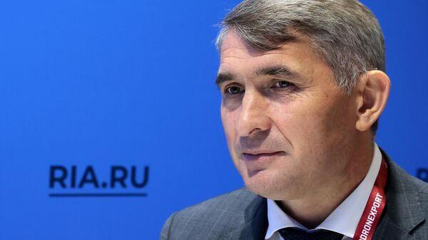 Глава Чувашской Республики Олег Николаев
