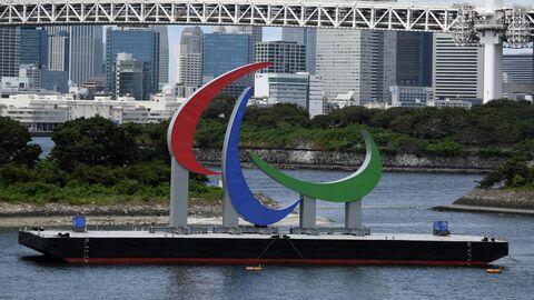 Токио накануне Паралимпийских игр