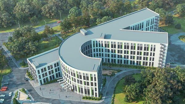 Мособлархитетура одобрила проект научного центра в Черноголовке
