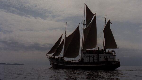 Экспедиция на корабле Полярный Одиссей в Белом и Баренцевом морях