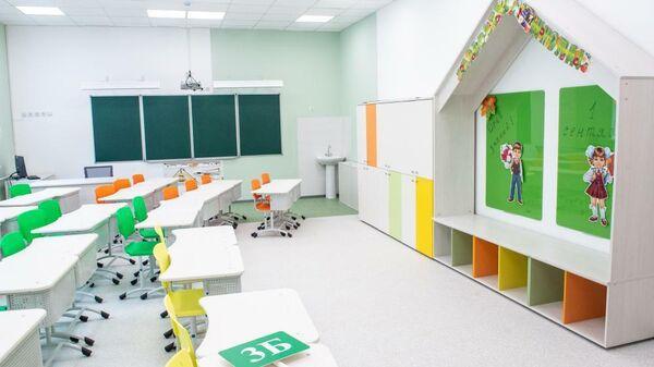 Школа в Тюменской области