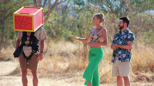 Съемки шоу Звезды в Африке на ТНТ