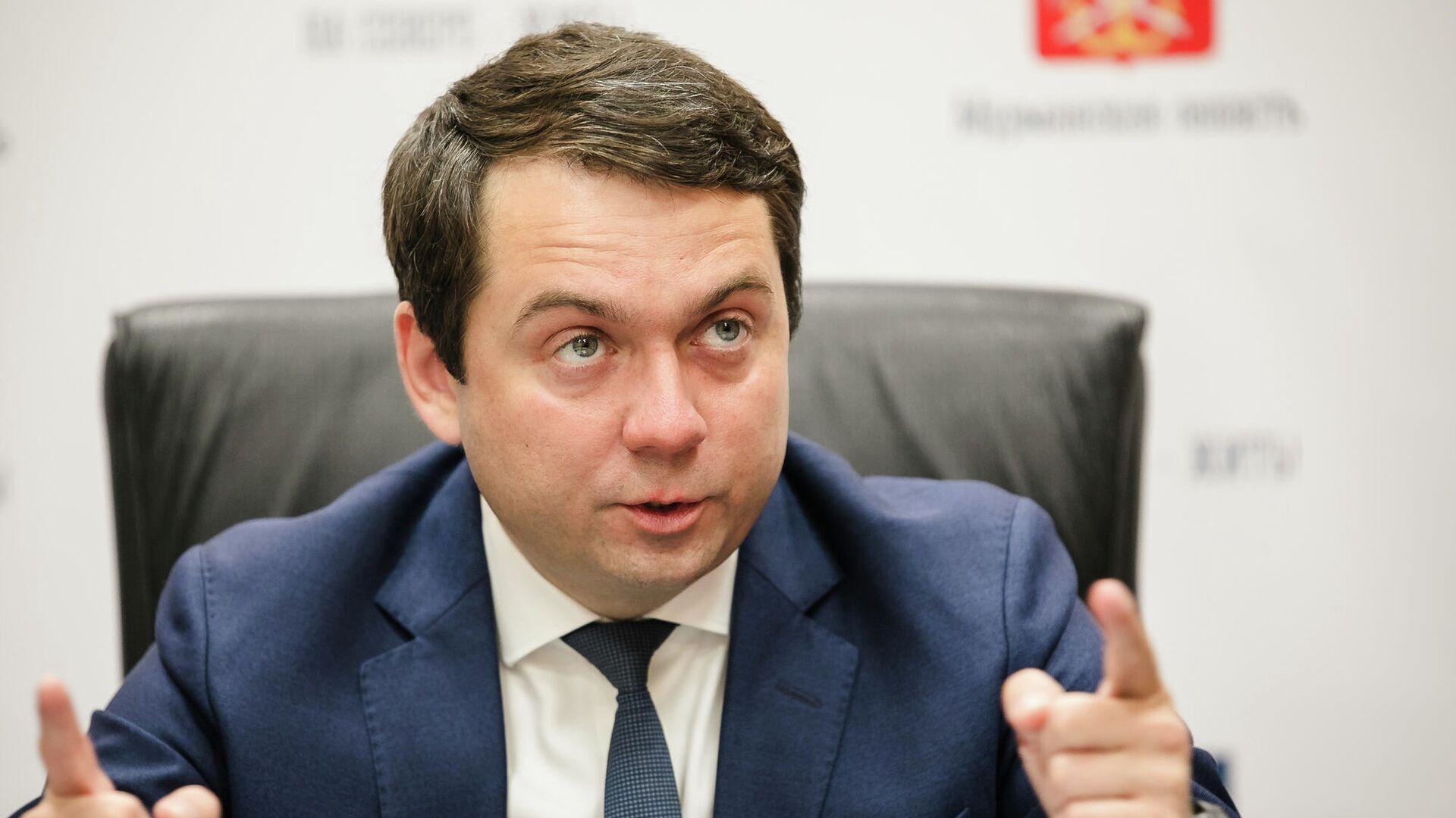 """Губернатор Чибис: проект """"Новый Мурманск"""" станет """"якорем"""" для будущих поколений северян"""