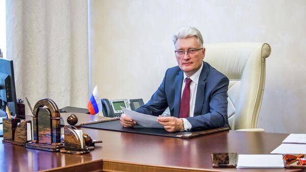 Генеральный директор Концерна РТИ системы Юрий Аношко