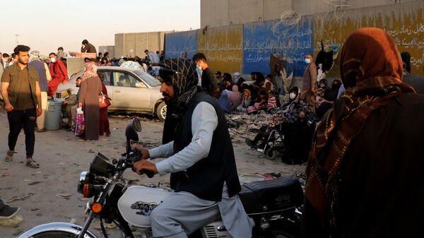 При взрыве у мечети в Кабуле погибли два человека