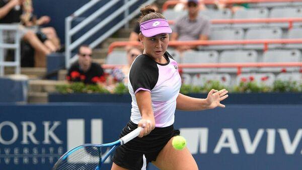 Российская теннисистка Камилла Рахимова