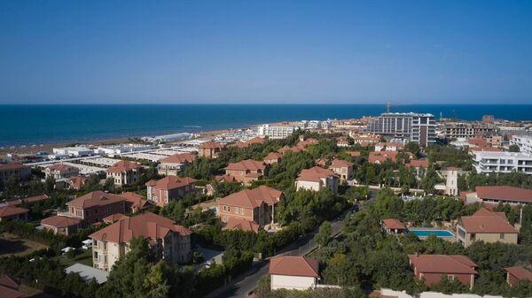 Курортный комплекс SeaBreeze под Баку