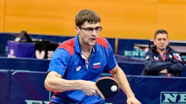 Российский паралимпиец Юрий Ноздрунов