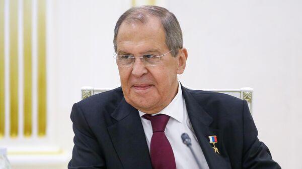 Рабочая поездка главы МИД РФ С. Лаврова в Волгоград