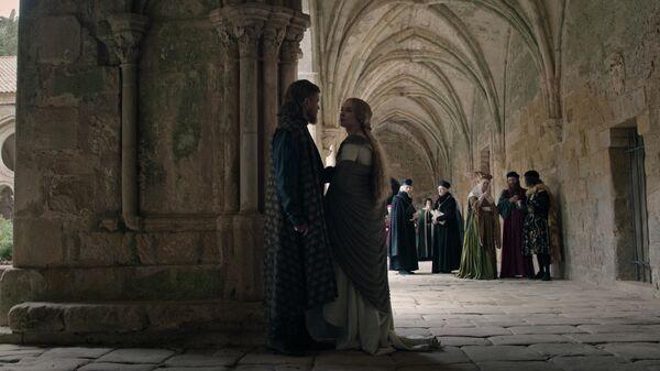 Кадр из фильма Последняя дуэль