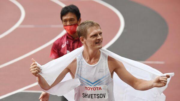 Евгений Швецов