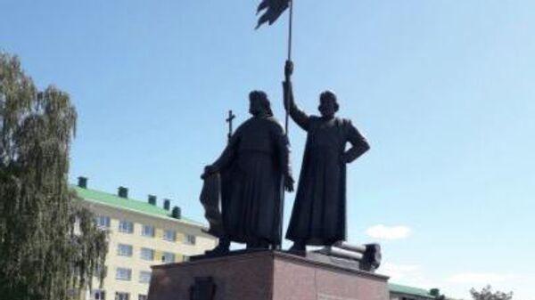 Памятник основателям города Старый Оскол