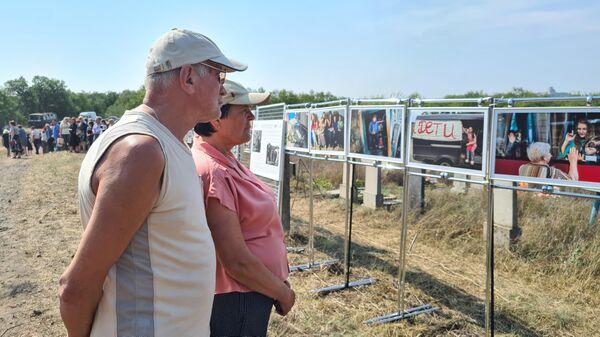 Работы Стенина представили на фотовыставке о жертвах конфликта в Донбассе