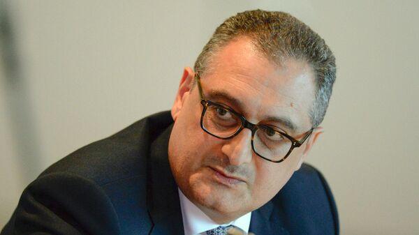 Заместитель министра иностранных дел РФ Игорь Моргулов