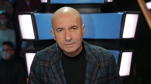 Игорь Крутой в студии программы НТВ Ты супер!