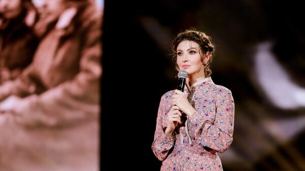 Актриса Анастасия Макеева