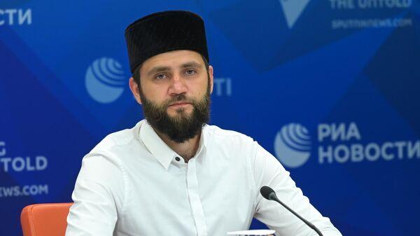 Имам-мухтасиб Мухтасибатского собрания мусульман Московской области Денис Мухутдинов