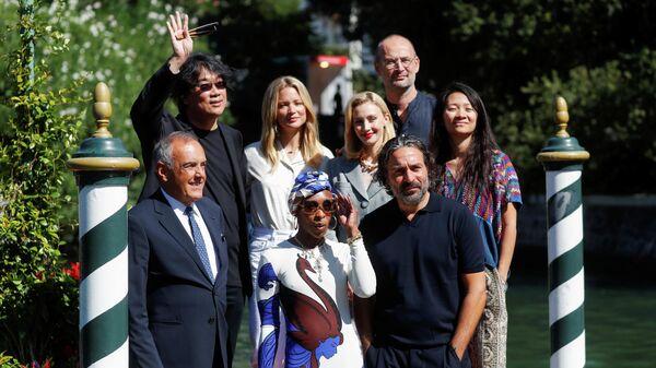 Жюри 78-го Венецианского международного кинофестиваля