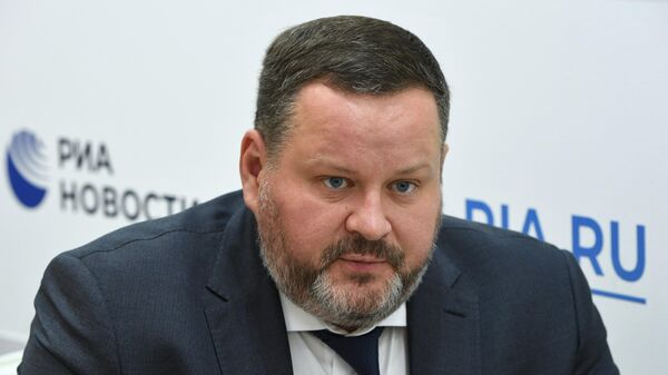Министр труда и социальной защиты РФ Антон Котяков