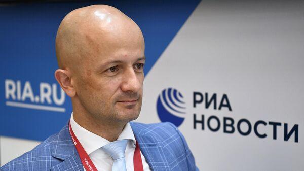 Генеральный директор Ассоциации европейского бизнеса в России Тадзио Шиллинг