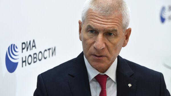 Министр спорта Росси Олег Матыцин