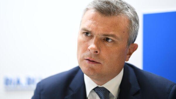 Глава лизинговой компании ВЭБ-Лизинг Артем Довлатов