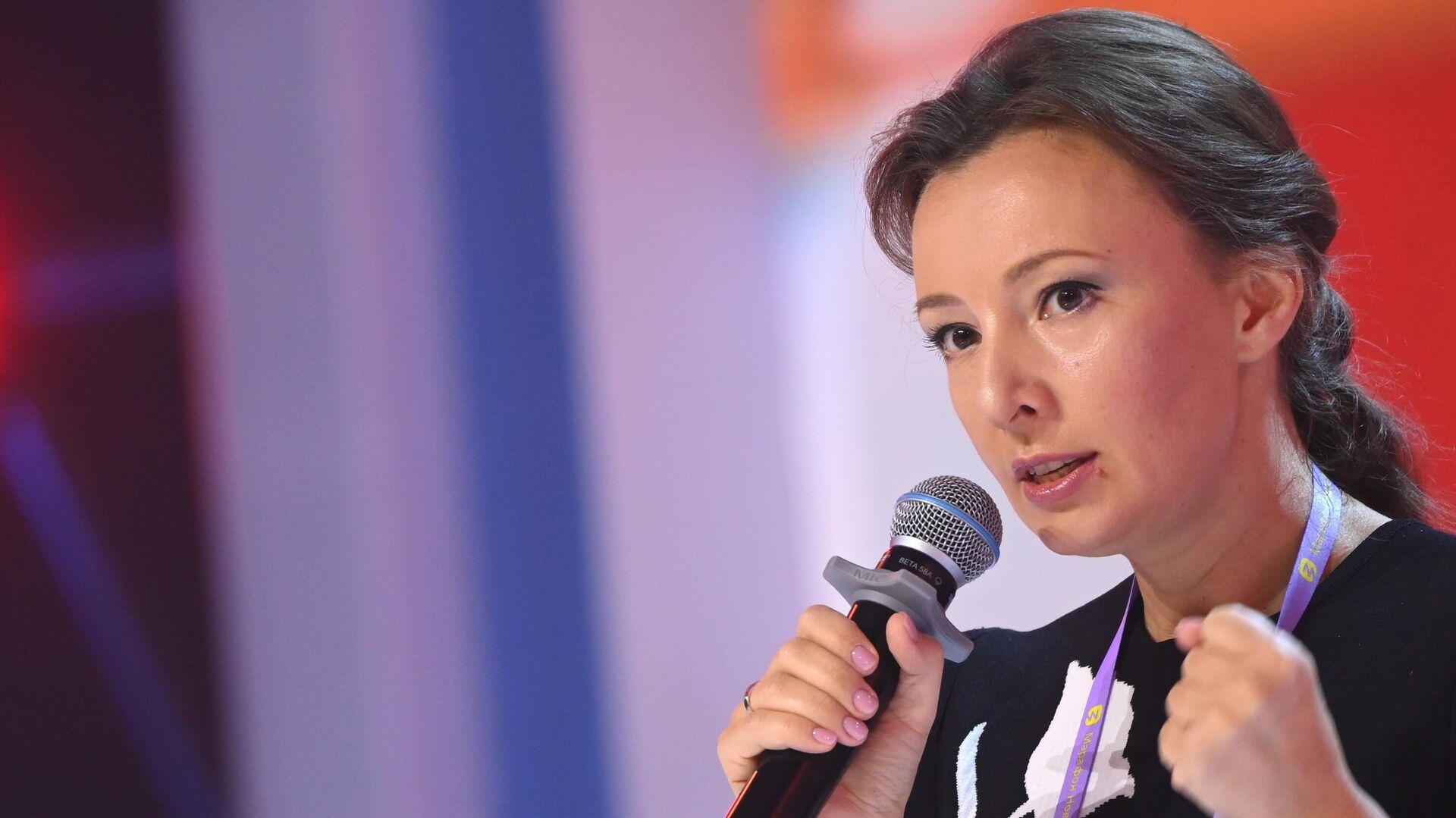 Путин освободил от должности детского омбудсмена Кузнецову из-за ее избрания в Госдуму