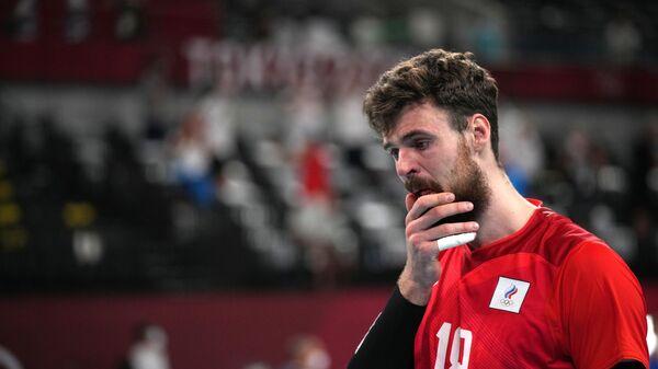 Олимпиада-2020. Волейбол. Мужчины. Матч Бразилия - Россия