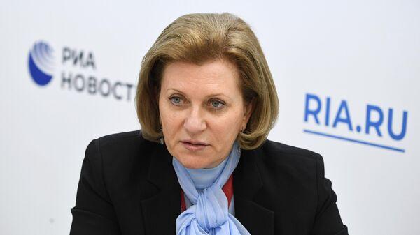 Попова оценила темпы вакцинации от гриппа