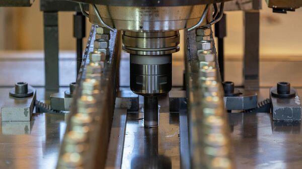 Технология сварки трением с перемешиванием для алюминиевого моста