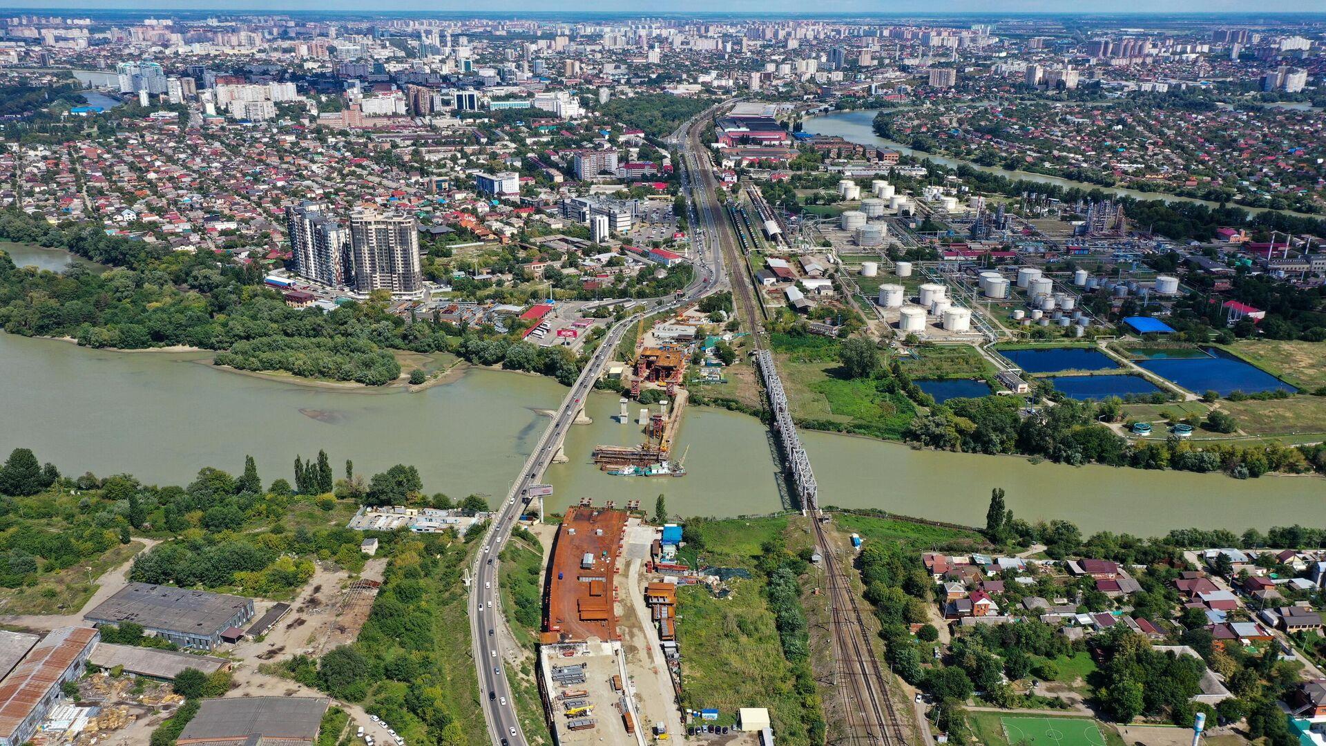 Рост ВРП Кубани за 8 месяцев 2021 года составил 110 процентов