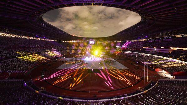 Церемония закрытия XVI летних Паралимпийских игр в Токио