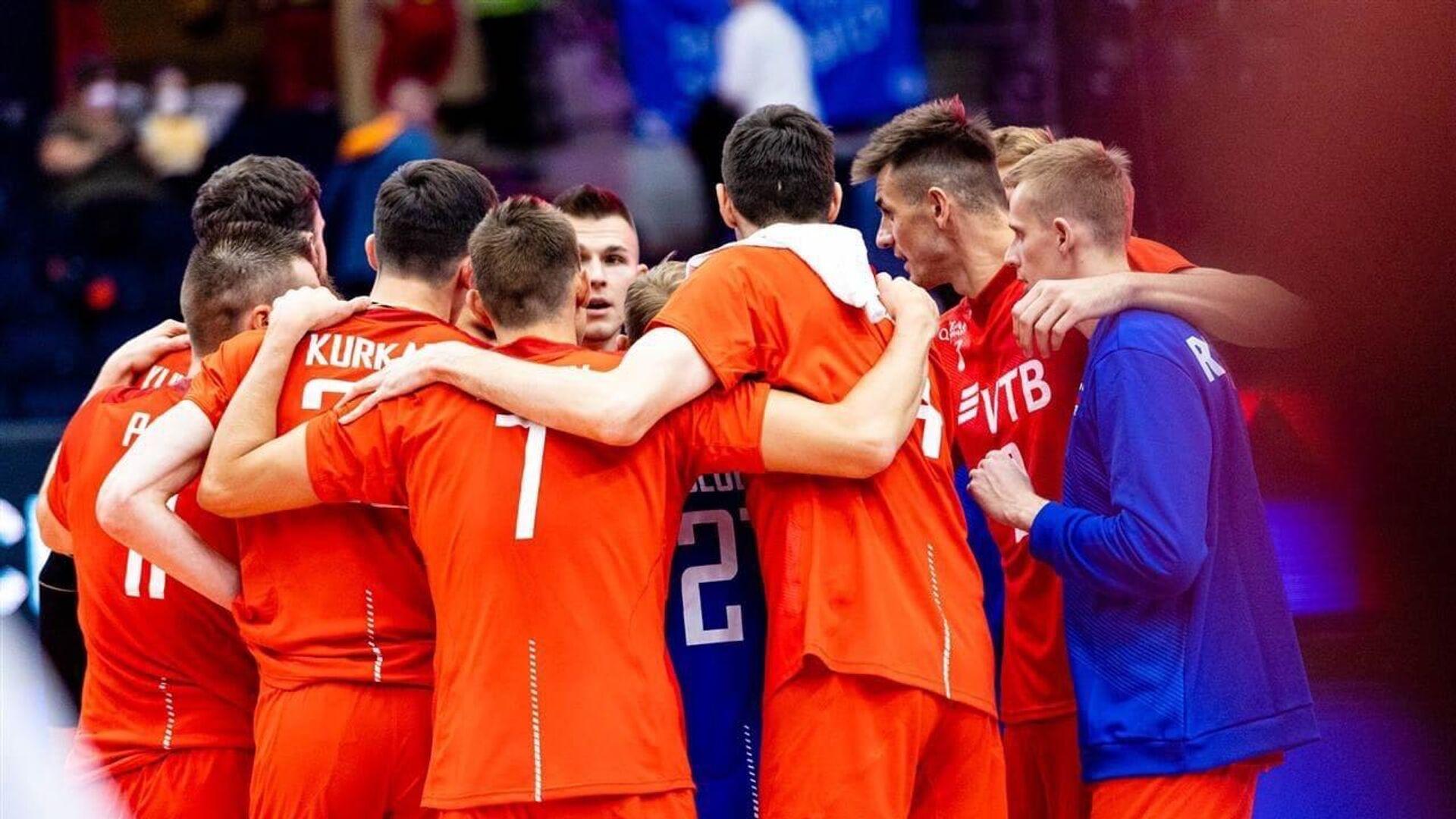 Сборная России по волейболу сыграет с командами Сербии, Пуэрто-Рико и Туниса на ЧМ