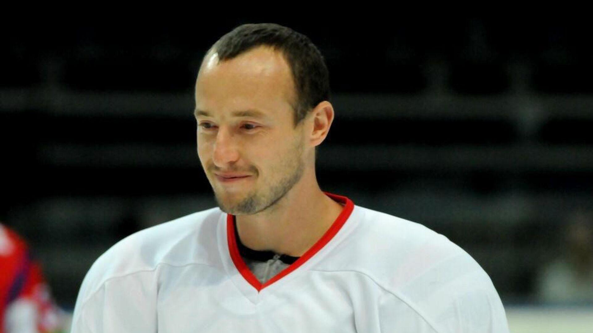 Бывший хоккеист Локомотива Павел Траханов - РИА Новости, 1920, 06.09.2021