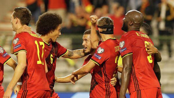 Бельгийские футболисты