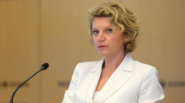 Аудитор Счетной палаты Наталья Трунова